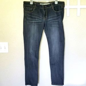 Charlotte Russe Everyday Skinny Jeans Size 12